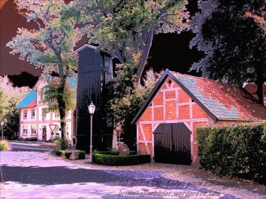 Schlauchturm und Spritzenhaus, Salzhausen