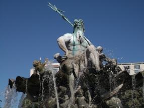 Neptun schaut zurück