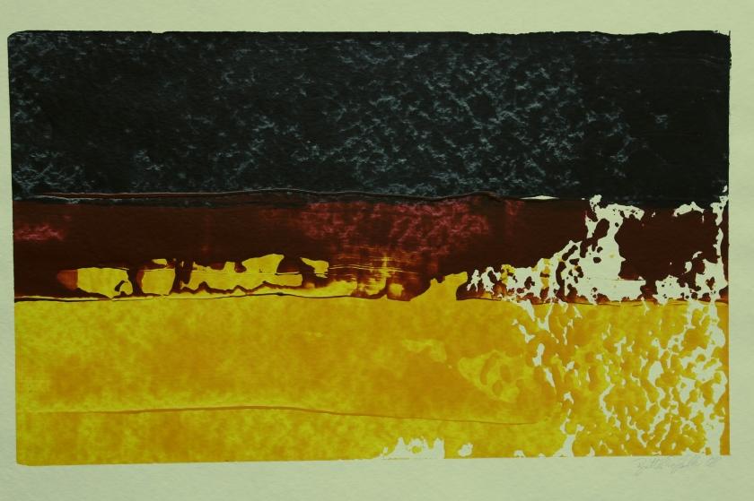 Acryl auf Büttenkarton, 60x40cm