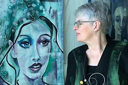 Augen.Blicke.des.Gefühls – Ausstellung im Foyer der Musikschule Salzhausen, 07.10. –31.12.2020